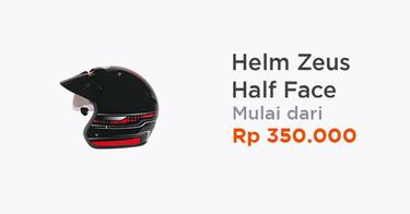 Helm Zeus Half Face