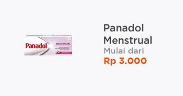 Panadol Menstrual DKI Jakarta