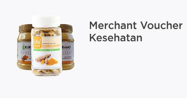 Merchant Voucher Kesehatan