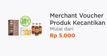 Merchant Voucher Produk Kecantikan