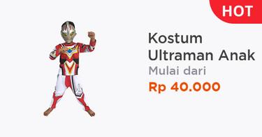 Kostum Ultraman Anak