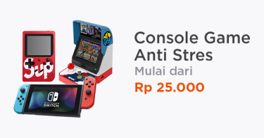 Console Game Anti Stres
