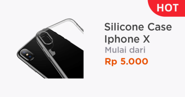 Silicone Case Iphone X
