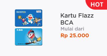 Kartu Flazz BCA DKI Jakarta