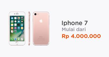Iphone 7 Pilihan