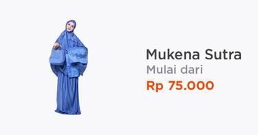 Mukena Sutra