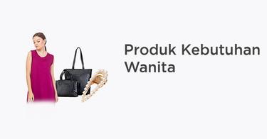 Produk Kebutuhan Wanita