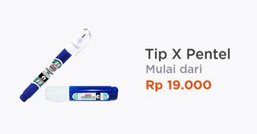 Tip X Pentel