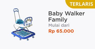 Baby Walker Family