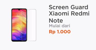 Screen Guard Xiaomi Redmi Note