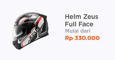 Helm Zeus Full Face