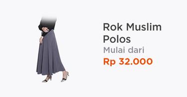 Rok Muslim Polos
