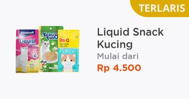 Liquid Snack Kucing