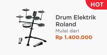 Drum Elektrik Roland