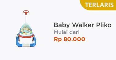 Baby Walker Pliko