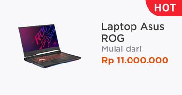 Laptop Asus ROG