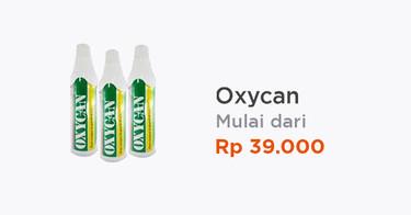 Oxycan Kabupaten Bekasi