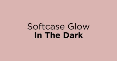 Softcase Glow In The Dark