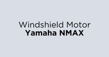 Windshield Motor Yamaha NMAX Bekasi