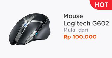 Logitech Mouse G602