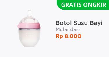 Botol Susu Bayi Sumedang