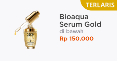 Bioaqua Serum Gold