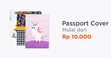 Passport Cover Karakter