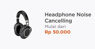 Headphone Noise Cancelling