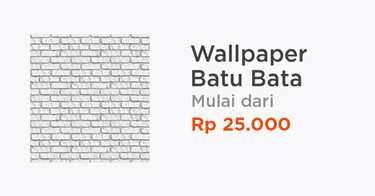 Wallpaper Batu Bata