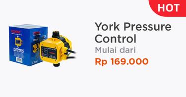 York Pressure Control