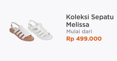 Koleksi Sepatu Melissa