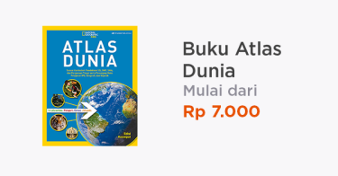 Buku Atlas Dunia Banten