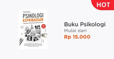 Buku Psikologi Bekasi