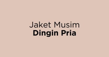 Jaket Musim Dingin Pria  Jakarta Barat