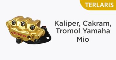 Kaliper, Cakram, Tromol Yamaha Mio