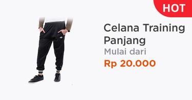 Celana Training Panjang Bandung