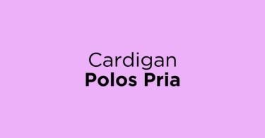 Cardigan Polos Pria Jakarta Barat
