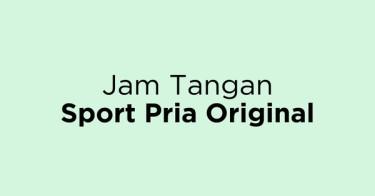 Jam Tangan Sport Pria Original Jakarta Barat