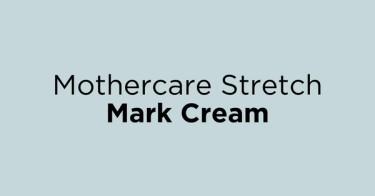 Mothercare Stretch Mark Cream Jakarta Barat