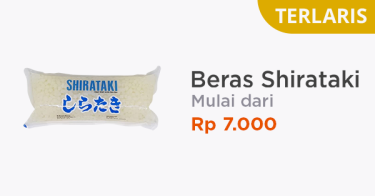 Beras Shirataki