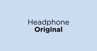 Headphone Original Palembang