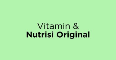 Vitamin & Nutrisi Original Jakarta Barat