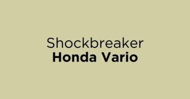 Shockbreaker Honda Vario Bekasi