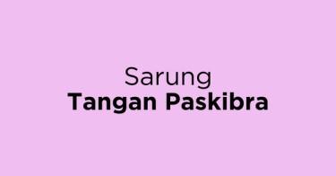 Sarung Tangan Paskibra Jakarta Barat