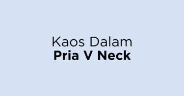 Kaos Dalam Pria V Neck Jakarta Barat