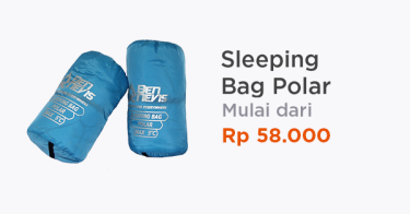Sleeping Bag Polar Jakarta Barat