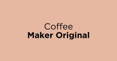 Coffee Maker Original Jakarta Barat