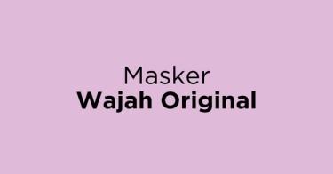 Masker Wajah Original Jakarta Barat
