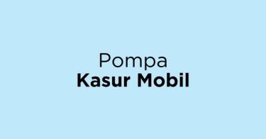 Pompa Kasur Mobil Jakarta Barat