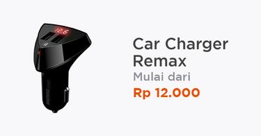 Car Charger Remax Jakarta Barat
